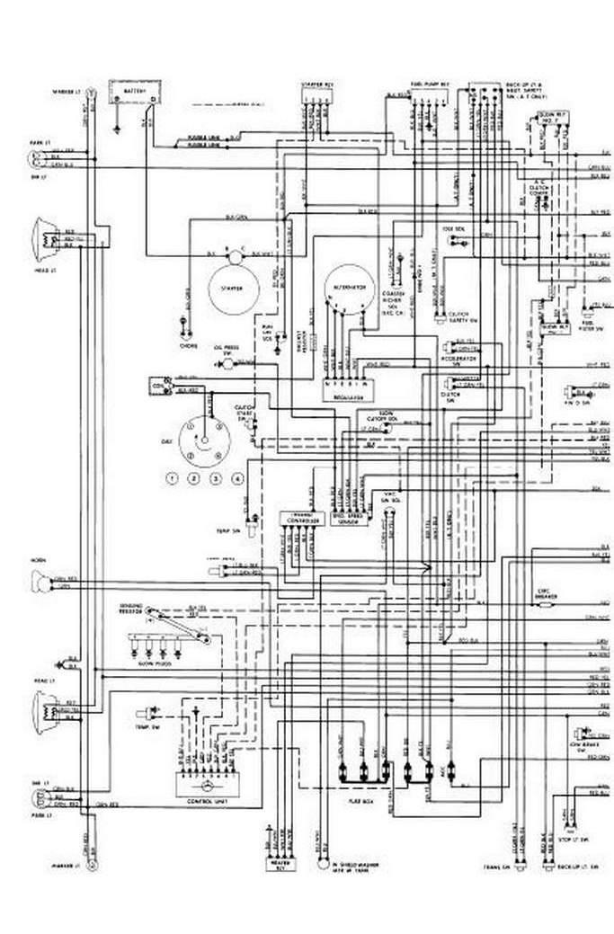 Download 1973 Chevy Camaro Wiring Diagram